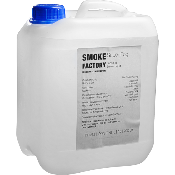 Smoke Factory Super Fog 5 Liter