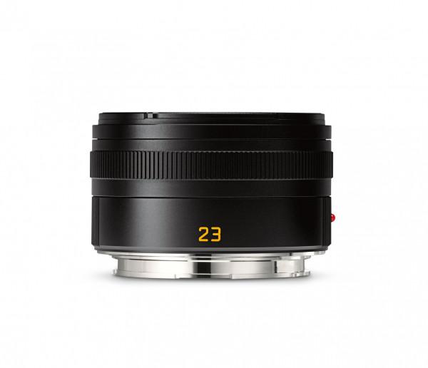 Leica Summicron-TL 1:2/23mm ASPH., schwarz eloxiert