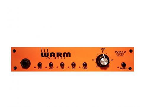 Warm Audio WA12 Mic Pre
